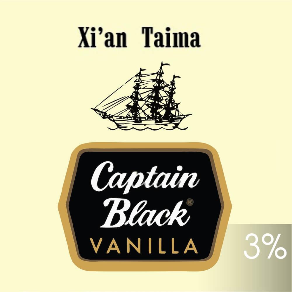 XT Captain Black Vanilla 10мл