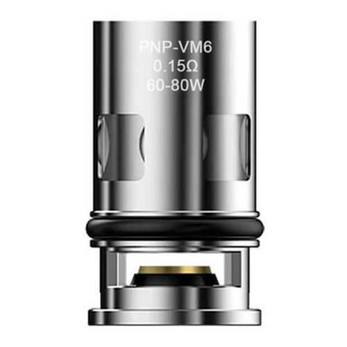 Испаритель Voopoo PnP-VM6 0.15 Ом (Drag X)