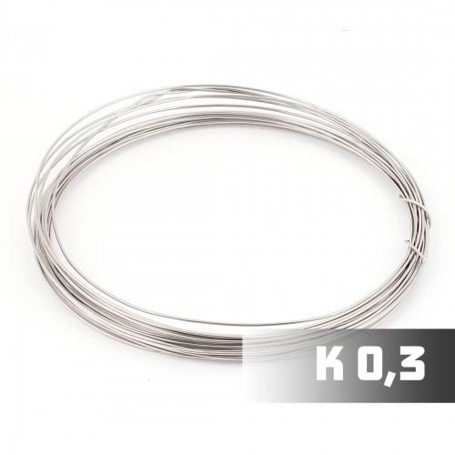 Проволока Кантал 0,3 мм, 1м