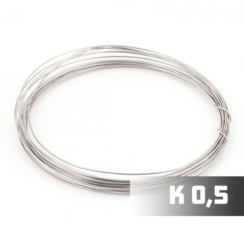 Проволока Кантал 0,5 мм, 1м