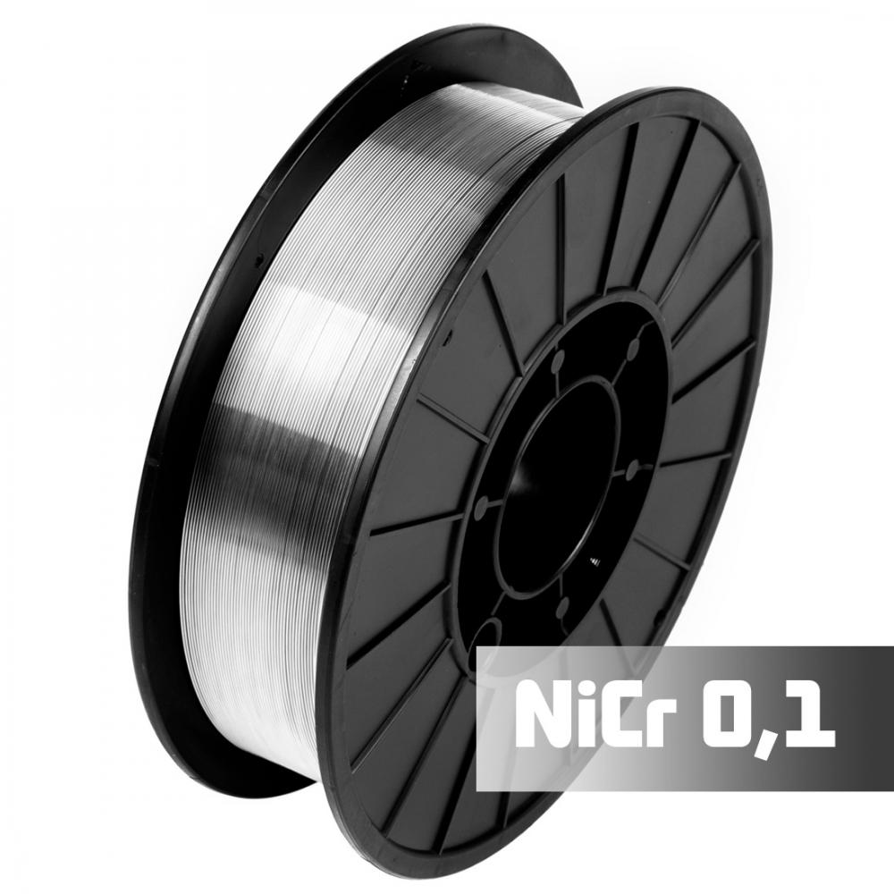 Проволока Нихром 0,1 мм, 50м