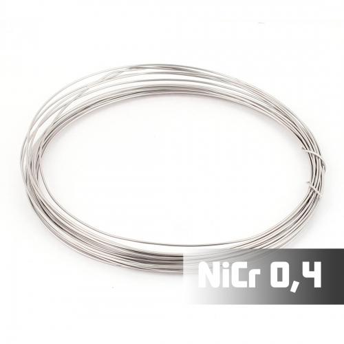Проволока Нихром 0,4 мм, 1м