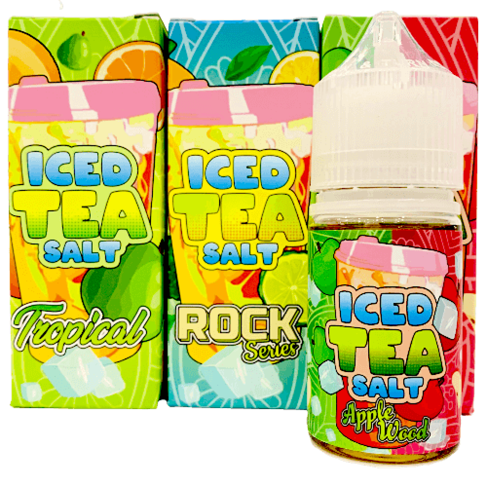 Жидкость ICED TEA SALT 30мл, 20мг / 33мг