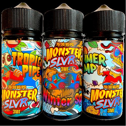 Жидкость Monster 100мл, 3мг