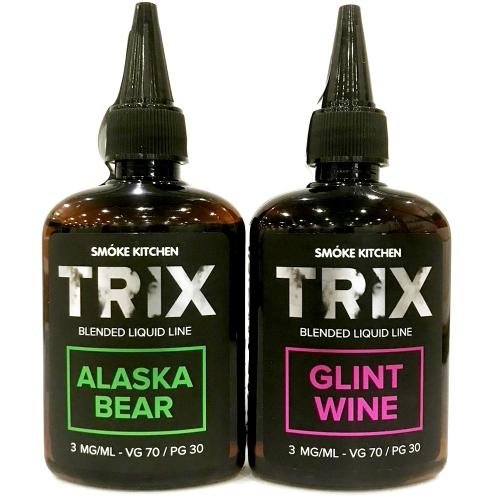 Жидкость TRIX 100мл, 3мг